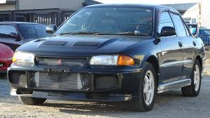 used mitsubishi evo lancer evo iii for sale jdm expo 1586 s7948 youtube