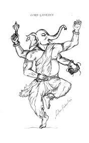 lord ganesha eminent works by rohanrpednekar on deviantart