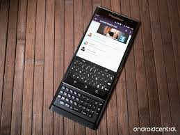 blackberry priv review android central