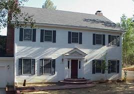 colonial house colonial house styles guide 1600 to 1800