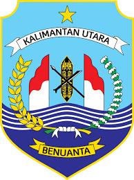 file emblem of north kalimantan png wikimedia commons