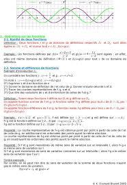 Tout De Meme Definition - généralités sur les fonctions numériques pdf