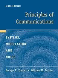 principles of communications 6th edition modulation
