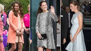 Kate Middleton Dress Style From by Kate Middleton U0027s Top 10 Pregnancy Looks See Her Regal Maternity
