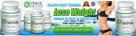 vimax detox womens weight loss trial