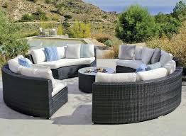 canapé 12 places beautiful canape d angle resine tressee salon de jardin noir bali