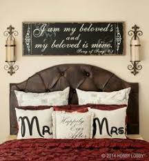 large mr u0026 mrs wall décor wood master bedroom bedrooms and blog