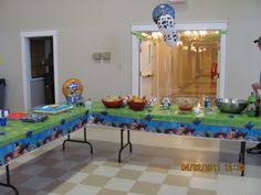 Buzz Lightyear Centerpieces by Toy Story Birthday Party Ideas Toys Detalhes And Toy Story