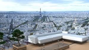 Appartement Toit Terrasse Paris Terrasses En Vue U2013 Achat Vente D U0027appartements Et Maisons à Paris