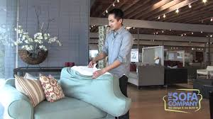 Sofa Back Pillows by Back Pillow Fill Types The Sofa Company Training Youtube