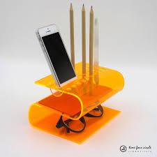 Acrylic Desk Organizer Bent Acrylic Desk Organizers Project Ideas Pinterest Desks