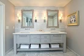bathroom lighting ideas for vanity vanity lighting ideas light gray floor tile bathroom and master