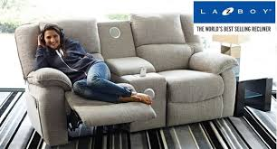 La Z Boy Recliner 2 by La Z Boy Motown 2 Seater Manual Recliner Sofa With Sound Home
