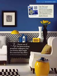 fresh blue and yellow livingoom ideas cool home design simple