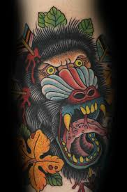 great baboon pictures tattooimages biz