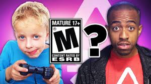 should kids play m rated video games nerdist play w malik forté