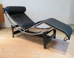 lc4 lounge chair from the nineties by le corbusier u0026 charlotte