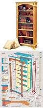 Woodworking Bookshelf Plans by Best 25 Bookcase Plans Ideas On Pinterest Build A Bookcase