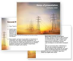 ppt templates for electrical engineering electrical ppt templates