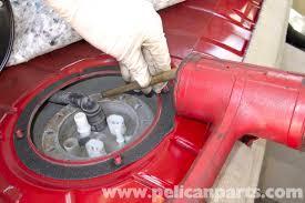 bmw e90 fuel pump replacement e91 e92 e93 pelican parts diy