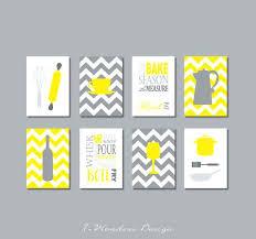 grey and yellow kitchen ideas yellow kitchen decor kitchen prints utensils appliances