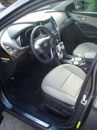Santa Fe 2013 Interior 2013 Hyundai Santa Fe Sport 2 0t Awd Nikjmiles Com