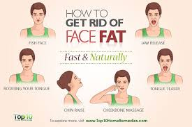 how to make a double chin look less noticable eith hair how to get rid of face fat fast and naturally top 10 home remedies