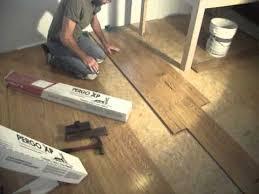 installing pergo xp laminate flooring
