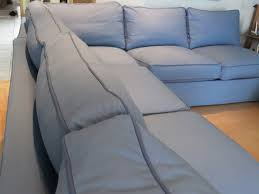 sectional sofa how to make a slipcover for a sectional sofa