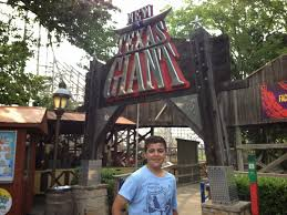Texas Six Flags Theme Park Overload Six Flags Over Texas Before And After The