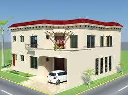 Modern Architecture Floor Plans Architecture House And Town Plans 2d 3d Pakistan 3d House Plans