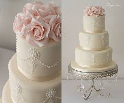 3 Tier Wedding Cake 3 Tier Elegant Wedding Cakes Decorating Of Party