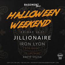 hallo weird jillionaire and iron lyon basement miami