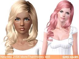 sims 3 custom content hair sims 3 updates updates and finds from js sims 3 kijiko