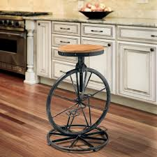 christopher knight adjustable height stools with wheels u2014 wow