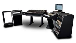 Studio Console Desk by Harrison Consoles 950 Sidecar