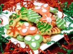 traditional spritz cookie recipe cookie press spritz cookie