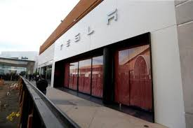 stanford mall black friday tesla opens for business at stanford shopping center u2013 east bay times
