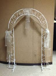 wedding arch rental table chair rental wedding rental wichita ks