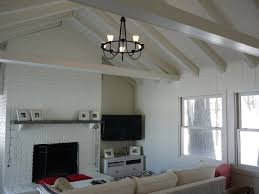ceiling painting paneling before and after photos perfect