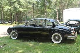 antique jaguar jaguar mk ii sedan