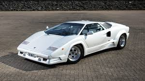 lamborghini countach replica wolf of wall street directors wrecked a real lamborghini countach