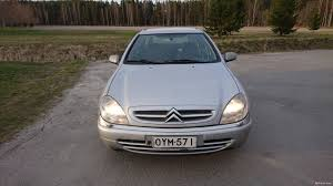 citroen xsara 2 0hdi sx 90 break pakettiauto station wagon 2001