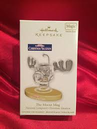 amazon com hallmark 2012 keepsake ornaments qxi2884 the moose mug