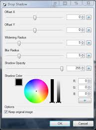 how to add a drop shadow effect in paint net tip reviews news