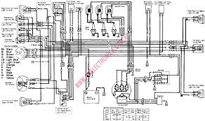 kawasaki bayou wiring diagram diagram collections wiring diagram
