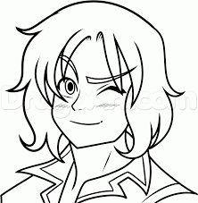draw france from hetalia step by step drawing sheets added by