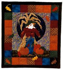 autumn scarecrow quilts autumn and fall quilt patterns including