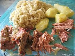 cuisiner choucroute crue choucroute alsacienne à ma façon saveurs et nutrition