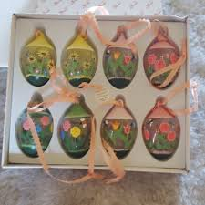 blown easter eggs find more princess house blown easter eggs for sale at up to